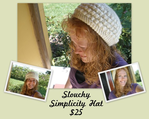 Slouch simplicity hat