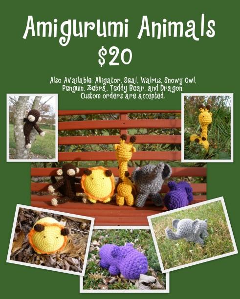 Amigurumi Animals 2