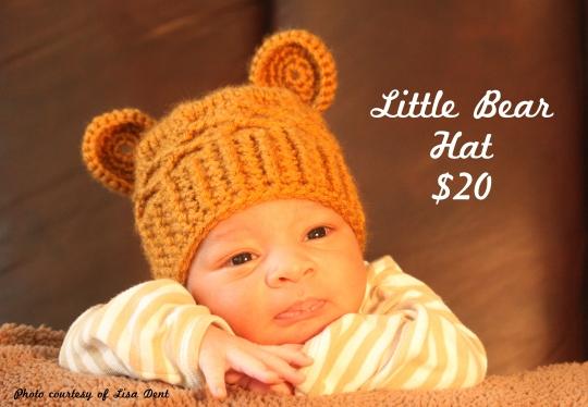 Little Bear Hat Price