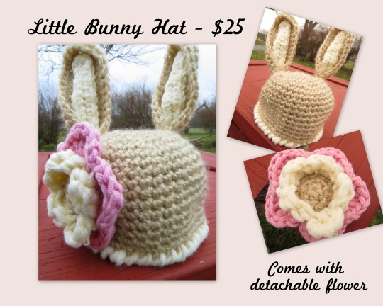Little Bunny Hat with price