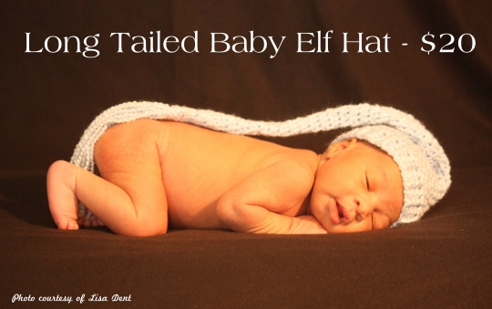 Long Tailed Elf Hat Price