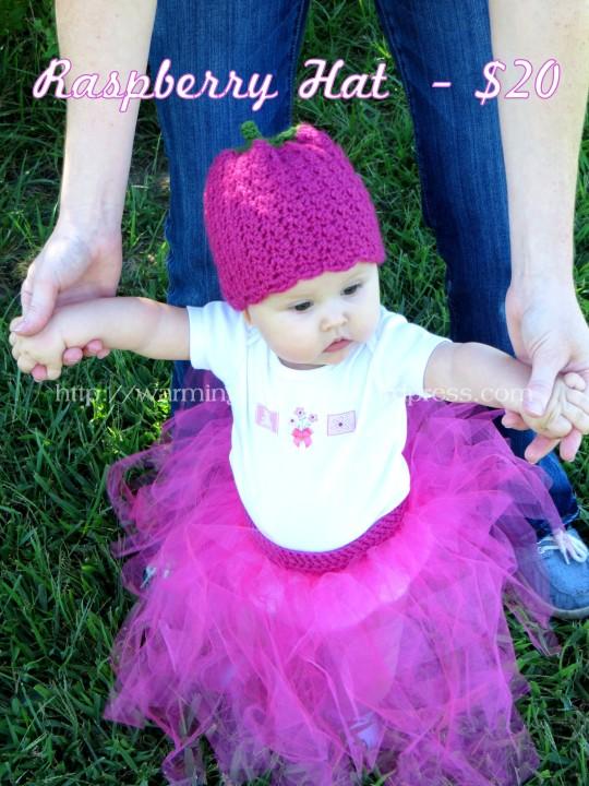 Raspberry Hat Alyss Price