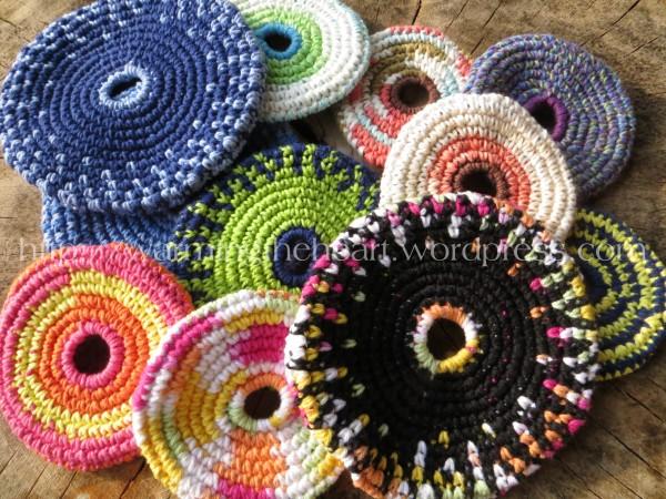 Indoor Frisbees!