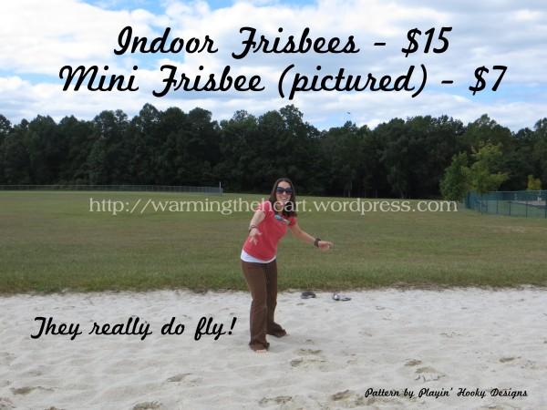 Indoor Frisbees prices