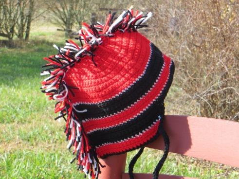 Boy's Mohawk Helmet - $25
