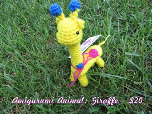 September 187 giraffe price