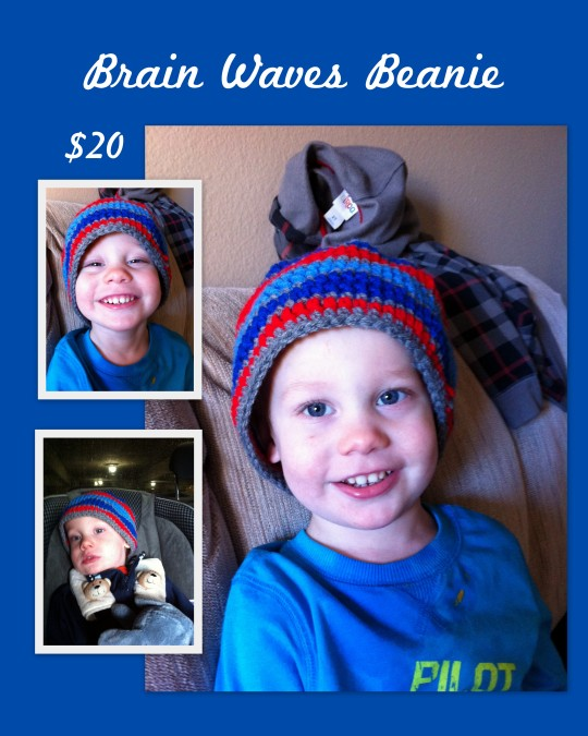 Brain Waves Beanie Kid Price