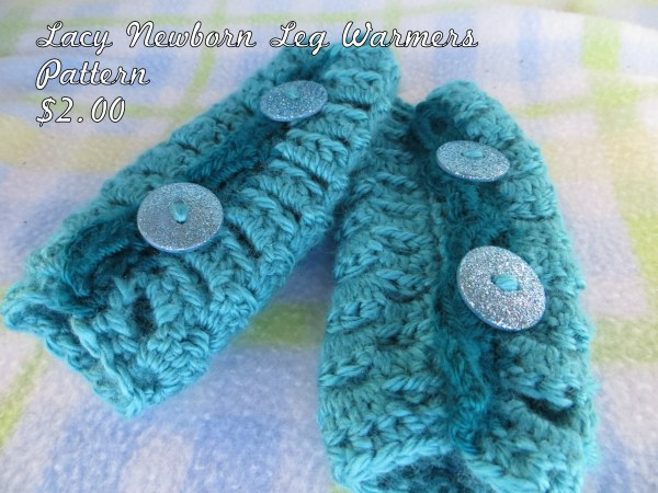 Lacy Newborn Leg Warmers Price