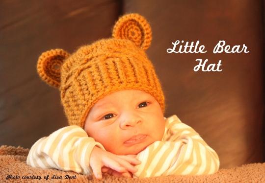 Little Bear Hat